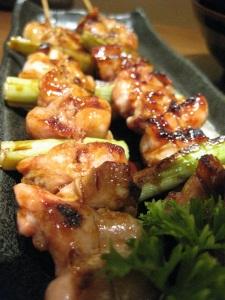 chicken yakitori -small