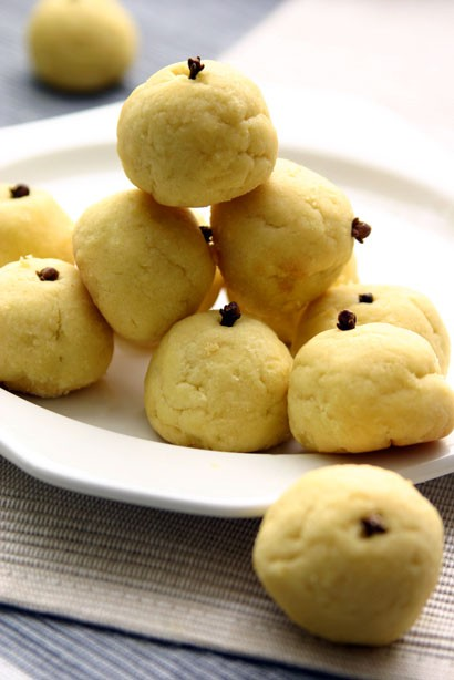 Pineapple Jam Cookies - L
